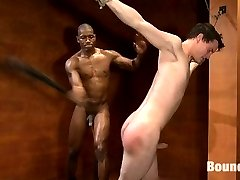 Scott Alexander is a new to Bound Gods and also new to BDSM. Scott is tall and ripped, and hes...