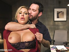 When the bosss seductive niece Savanna Styles makes warehouse worker Tommy Pistol accept...