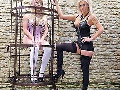 Dolly's Punishment & Reward