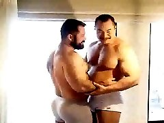 Erotic Gay Bear Photo Shoot