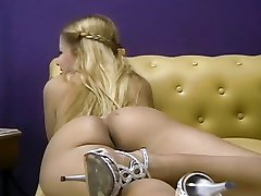 Hot Brazillian Blonde on Chat