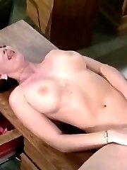 Victoria Paris, Sunny McKay, Heather Lere in classic sex clip