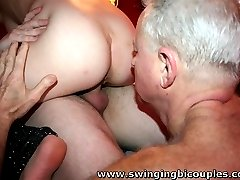 BI couples SWALLOW LOADS at Pool Hall