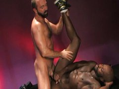 Black Stripper
