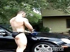 Gay muscle worship