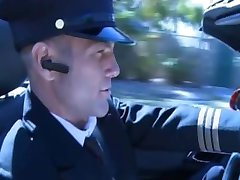 Super hot Chauffeur delivers