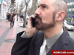 Horny Spaniards Barebacking