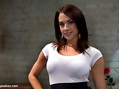 We have many beautiful women come through WhippedAss.com, Chanel Preston is at the top of the...