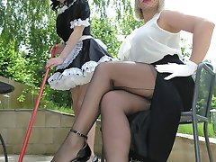 Correcting My Sissy Maid