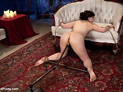 Blushing Bride Charlotte Vale is taken by Lorelei Lee and taught what it takes to make a good...