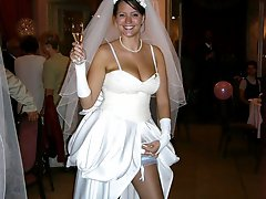 Pictures of Older And Teen Bride