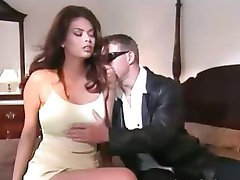 Asian glamour fucking with husband