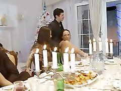 Hardcore Christmas dinner orgy  18blonde.com Free Anal Porn Videos...
