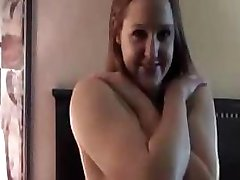 Cute amateur girlfriend gives a great POV of her skills on video