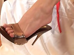 foot fantasies with mya diamond and hot friend