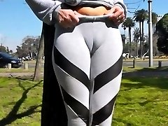 Best Teen CAMELTOE And ASS Exposure In Public