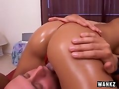 British BBW sucking a black cock
