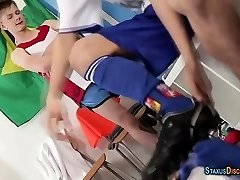 Sex mag reading teen fucked
