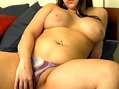 Demenica is one busty and horny Latina. This kinky big girl is cock hungry and when theres no...