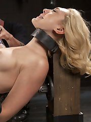 It has been over a year since the divine beauty and stunning body of Lily LaBeau has been worked...
