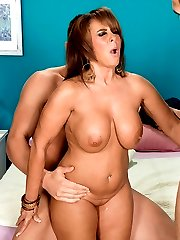 Short, Stacked And Double-fucked In Her Ass!