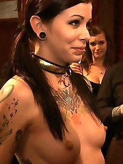 Slave Kaos has been riding high as slave consort, helping induct the new slaves, and managing...