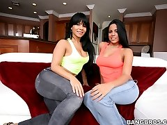 Luna Star Natural perky tits and juicy ass. Were all pretty sure this video is gonna blow your...