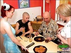 Pretty housewives getting bangedbr