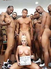 InterracialBlowBang.com