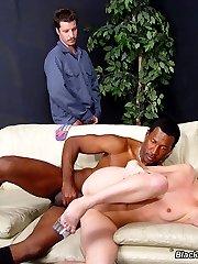 Goldie Interracial Black Cock Movies at Blacks On Blondes!