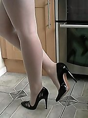It is a very special feeling when a guy fancies a ladies shoes and he knows he cant help it,...