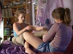 Hairy Lesbians Teens BVR