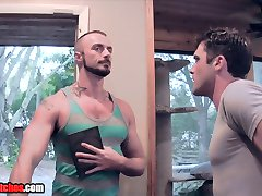 Neighbor Blackmail JESSIE COLTER + LANCE HART Foot Fetish