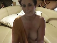 quickie on a boat for a mature lady real homemade