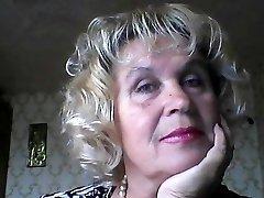 Russian sexy Granny.