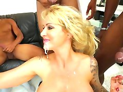 Ryan Conner Gangbanged By Six Cock