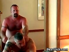 Gay bear anal hardcore porn video part4