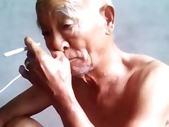Chinese old man 5