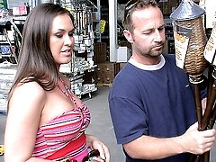 Hot big tits round ass anita gets picked up at the bar then back to the pad for some hot fucking and cumfaced spray action in these vids