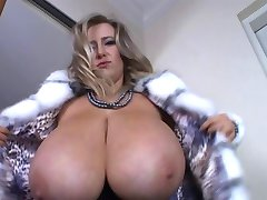 Giant Breasts Showoff 1