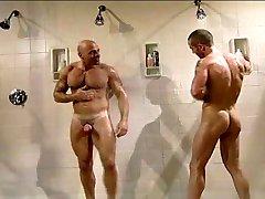 Men showers