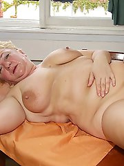 They drag the drunken mature slut home and they give her the cock she craves once there