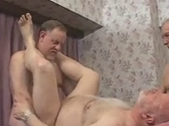 Daddy Threesome