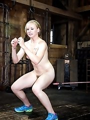 Tracy Sweet has been at the farm for days and she is starting to become restless. I cant have...