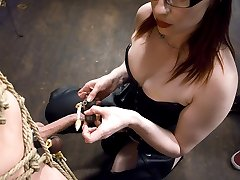 Jason requested Miss Adams by name. Within seconds she spots a weakness and slices into it. The...