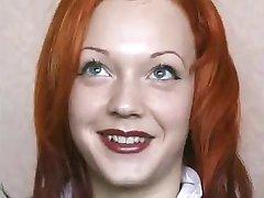 Redhead Anal Orgasm
