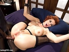 Veronica Avluv is set to graduate slave training but must first prove her worth in the domestic setting. Her Housekeeping may not be up to par, but she sure fucks like a slave using all her slutty holes to get the job done. Avluv is put into humiliating predicaments that pit her ability to keep house with her aching to satisfy hard cock. Watch our intrepid slave girl do her best to keep up in this highly amusing finale of the Nympho Anal MILF series.