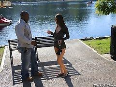 Blacks On Blondes.com Jade Nile
