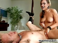 Married life can be such a bore, unless you have a wicked bitch like Gwen Diamond to terrorize...