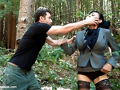 This is a feature Presentation starring Beretta James, Chanel Preston and James Deen! A land...
